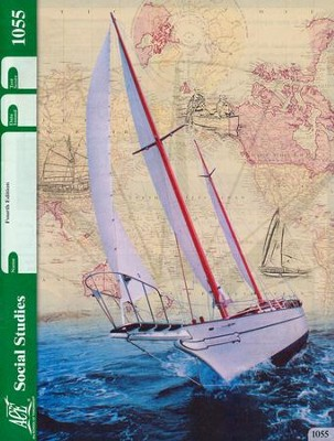 Social Studies PACE 1055, Grade 5 (4th Edition)  -