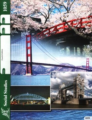 Social Studies Grade 5 PACE 1059, 4th Edition   -