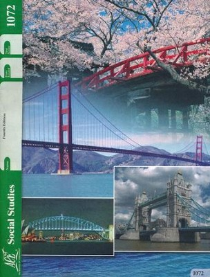 Social Studies PACE 1072 Grade 6 (4th Edition)   -