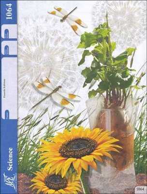 Science Grade 6 PACE 1064, 4th Edition   -