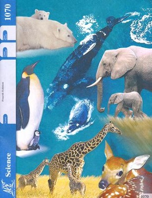 Science PACE 1070 (4th Edition)   -