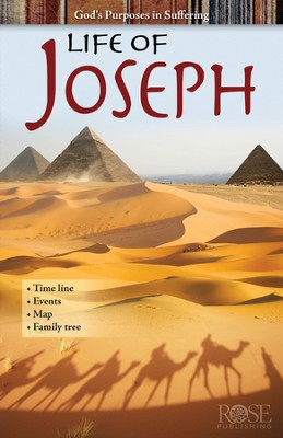 Life of Joseph: God's Purposes in Suffering - eBook  -     By: Rose Publishing