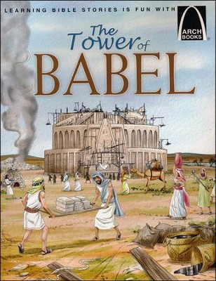 The Tower of Babel  -     By: Martha Jander