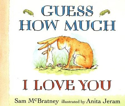 Guess How Much I Love You, Board Book   -     By: Sam McBratney