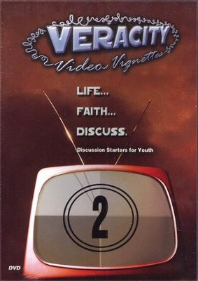 Veracity Video Vignettes - Discussion Starters for Youth Vol. 2 DVD  -