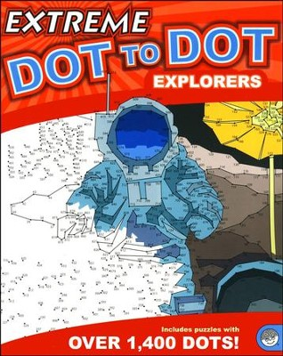 Extreme Dot to Dot Explorers Book    -