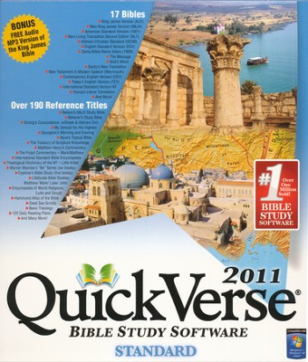 QuickVerse 2011 - Standard Edition  -