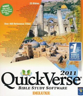 QuickVerse 2011 - Deluxe Edition  -