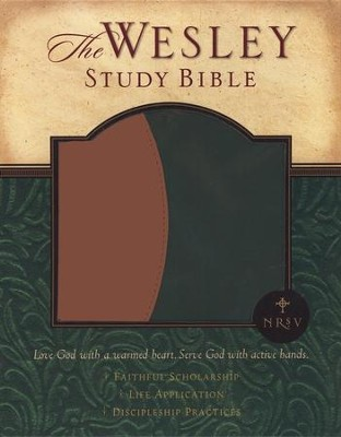 The NRSV Wesley Study Bible   -