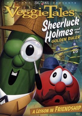 Sheerluck Holmes and the Golden Ruler   -