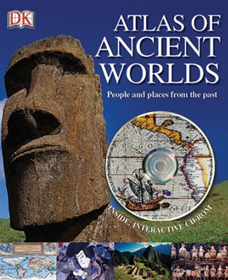 Atlas of Ancient Worlds, includes CD-ROM  -     By: DK Publishing
