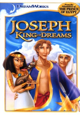 Joseph: King of Dreams, DVD   -