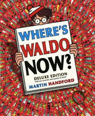 Where's Waldo Now?: The 25th Anniversary Edition  -     By: Martin Handford     Illustrated By: Martin Handford