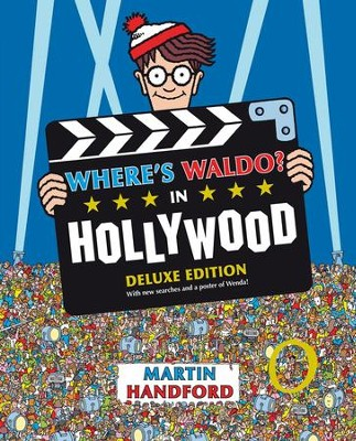 Where's Waldo? In Hollywood  -     By: Martin Handford     Illustrated By: Martin Handford