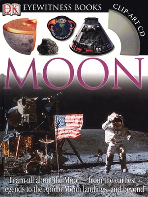 Eyewitness: Moon, includes CD  -     By: DK Publishing