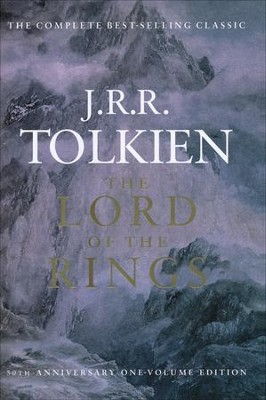 The Lord of the Rings: 50th Anniversary One-Volume, Hardcover   -     By: J.R.R. Tolkien