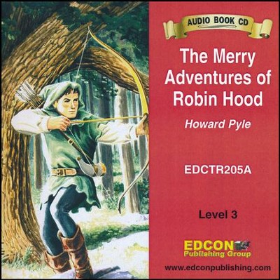 Merry Adventures of Robin Hood Audio CD  -
