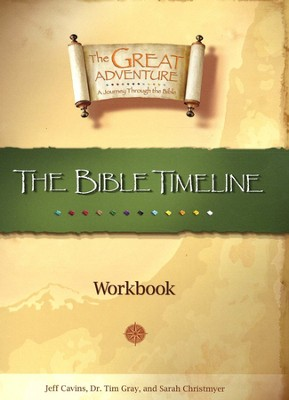 The Bible Timeline: The Story of Salvation Study Kit   -