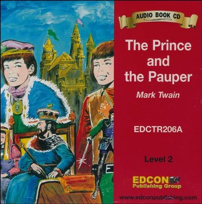 The Prince and the Pauper Audio CD  -