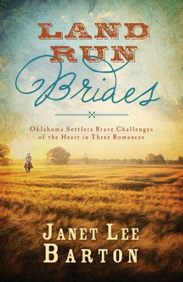 Land Run Brides -eBook   -     By: Janet Barton