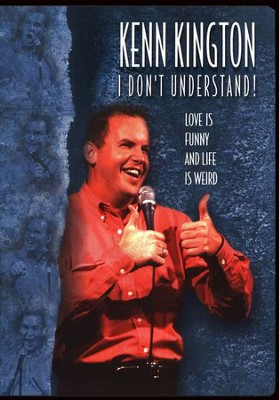 I Don't Understand, DVD   -     By: Kenn Kington