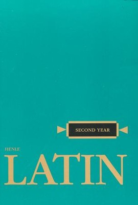 Henle Latin 2 Text   -     By: Robert Henle