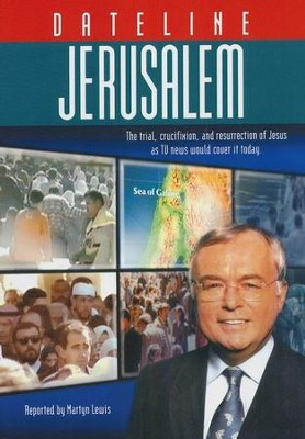 Dateline Jerusalem DVD  -