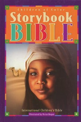 Children of Color Storybook Bible HC ICB   -