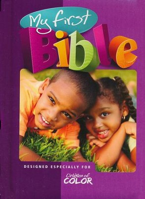 My First Bible for Children of Color  -     By: Pat Banks Lee