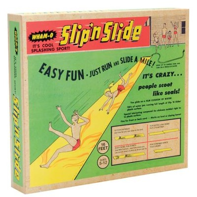 Slip And Slide Classic Package  -