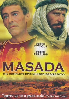 Masada: The Complete Epic Mini-series   -