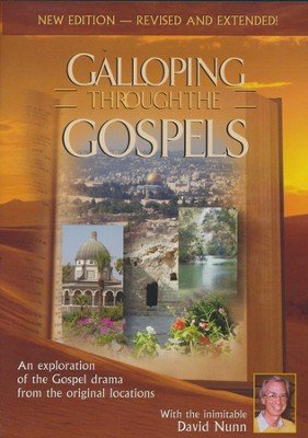 Galloping Through the Gospels   -