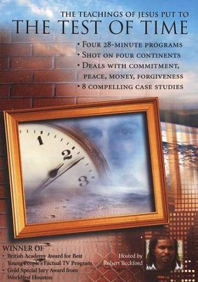 The Teachings of Jesus Put To The Test of Time, DVD   -
