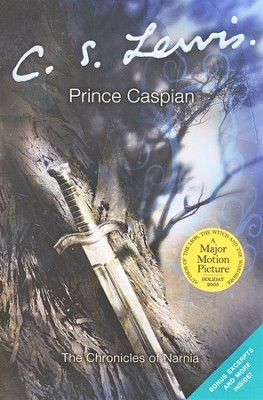 Prince Caspian (Adult Edition)   -     By: C.S. Lewis