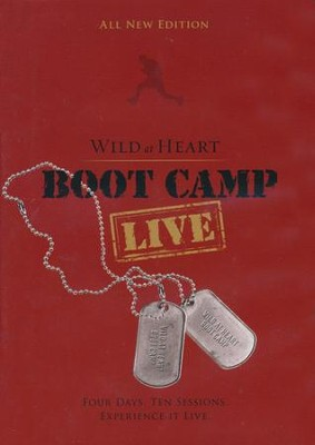 Boot Camp Life - All New Edition DVD   -     By: John Eldredge