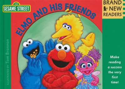 Elmo and His Friends  -     By: Tom Brannon (Illustrator)     Illustrated By: Tom Brannon