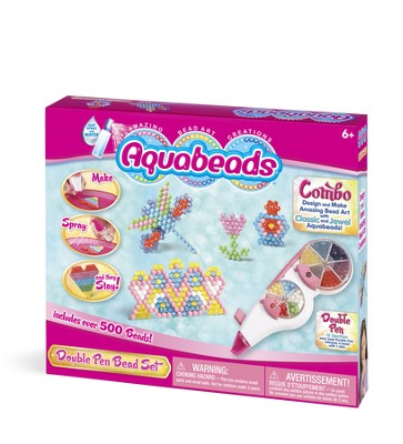 Aquabeads, Double Pen Bead Set  -