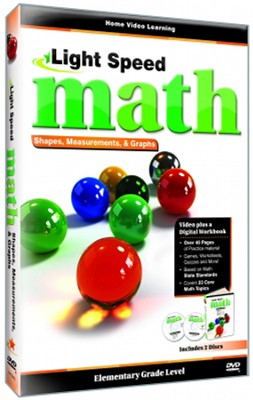The Basics: Shape, Measurement & Graphing DVD  -