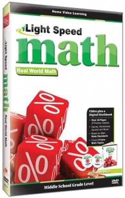 Beyond the Basics: Real World Math DVD  -