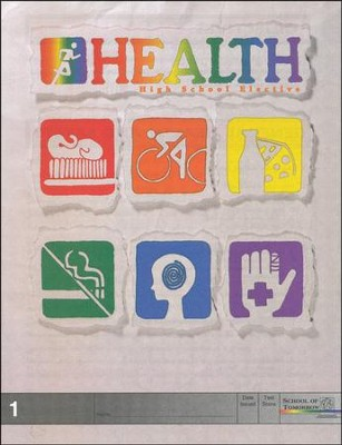 High School Health Elective: Health PACEs 1-6   -