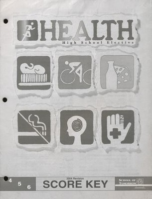 High School Health Elective: Health SCORE Keys 1-6   -