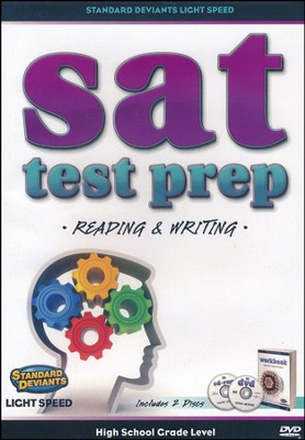 Light Speed SAT Reading and Writing DVD  -