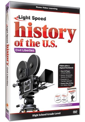 Civil Liberties DVD  -