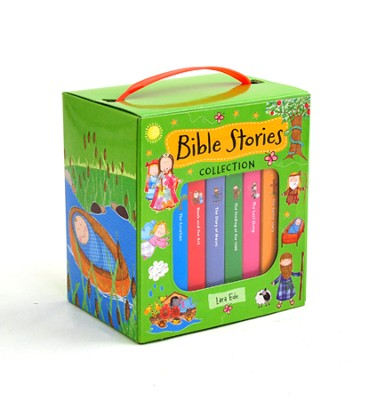 Bible Stories Collection, Boxed Set  -     By: Illustrated by Lara Ede     Illustrated By: Lara Ede