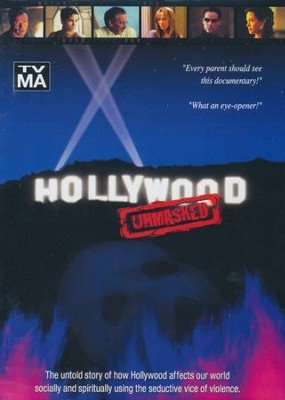 Hollywood Unmasked #1, DVD   -