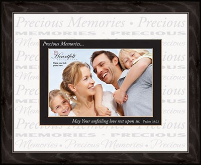 Psalm 33:22, Photo Frame  -