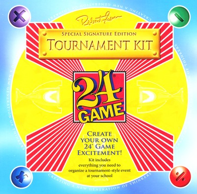 24 Game Tournament Kit   -