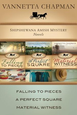The Shipshewana Amish Mystery Collection - eBook  -     By: Vannetta Chapman