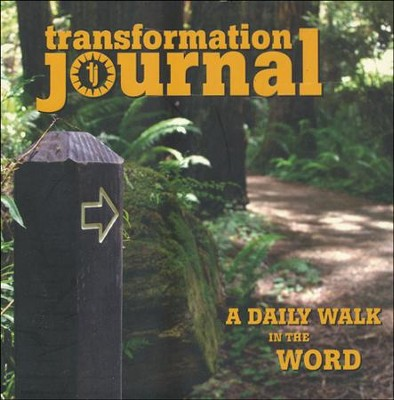 Transformation Journal: A Daily Walk in the Word  -     By: Sue Nilson Kibbey, Carolyn Slaughter