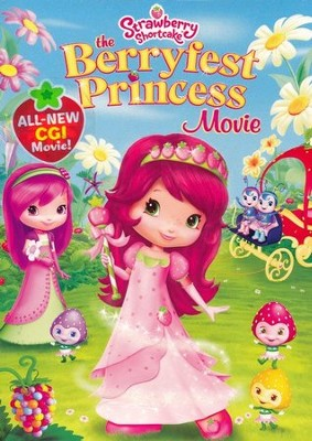 The Berryfest Princess Movie, DVD   -